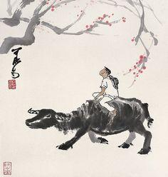 Li Keran: Painting Gallery | China Online Museum - Chinese Art Galleries