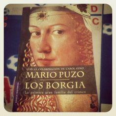 Los Borgia - Mario Puzo.
