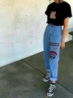 27 New Ideas Moda Vintage Casual Cute Outfits Grunge Fashion, Look Fashion, Korean Fashion, Trendy Fashion, Plaid Fashion, Male Fashion, Street Fashion, Retro Outfits, Trendy Outfits