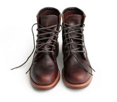 Boots Built For The Woods