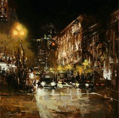 painting by Hsin-Yao Tseng