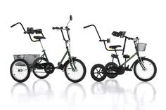 Trojkolesový bicykel - Trojkolesový bicykel - Trojkolesový bicykel 115.D Detská trojkolka