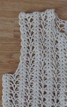 Todo para Crear ... : prendas en Crochet ༺✿ƬⱤღ✿༻