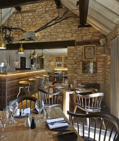 The Potting Shed, Dormy House Hotel - Broadway, England