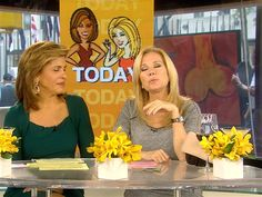 KLG and Hoda get videobombed by a giant bone - KLG and Hoda
