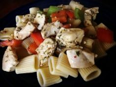 Tuscan Chicken Pasta Recipe - The Little Things Journal