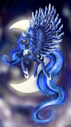 MLP: Luna Night