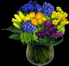 March Flower Arrangements | The Garden Club of the Back Bay