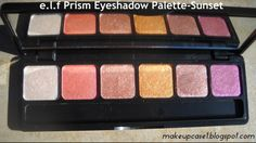 e.l.f Prism Eyeshadow Palette-Sunset