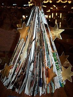 glossy kerstboom