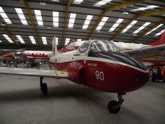 Hunting Percival (BAC) Jet Provost T.3A XM383
