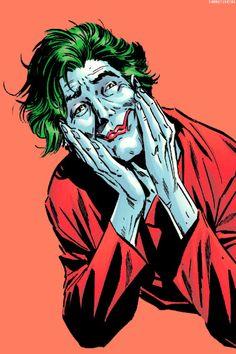 Deny it all you want, you love me. Joker Comic, Joker Pics, Joker Art, Comic Villains, Batman Universe, Dc Universe, Batman Comics, Joker Batman, Joker And Harley Quinn