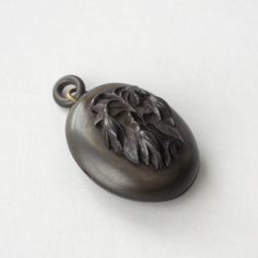 mourning locket.