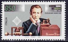 ITALIA 1995 - GUGLIEMO MARCONI - L. 850 - MNH