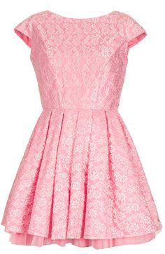 837a67ab905 Jones And Jones Dresses, Pink Skater Skirt, Flared Skirt, Skater Skirts,  Pink