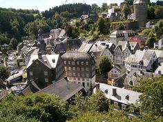 Monschau ~ North Rhine-Westphalia ~ Germany
