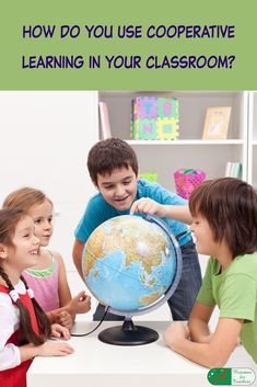 How do You Use Cooperative Learning in Your Classroom? via @https://www.pinterest.com/candacedavies1/