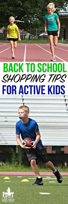 Fall Sports Gear for Kids: Back to School Shopping Tips for Active Kids Back To School Hacks, Back To School Shopping, Going Back To School, Kids And Parenting, Parenting Hacks, Practical Parenting, Sports Activities, Activities For Kids, Best Life Advice