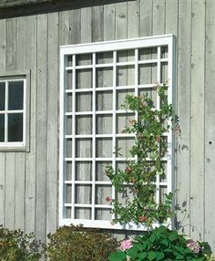 Cellular PVC Woodbury Lartice Panel from Walpole Woodworkers