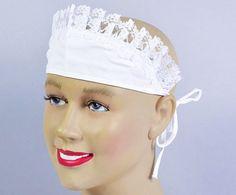 White French Maids Hat Bonnet Victorian War Time Fancy Dr... https://www.amazon.co.uk/dp/B008E6AKF2/ref=cm_sw_r_pi_dp_1b8AxbZFD7NNZ