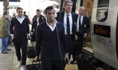 Europa League, partenza Juventus in treno per Firenze