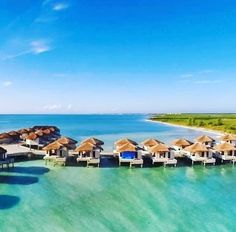 The Caribbean's 1st Overwater Bungalows are almost here. Be one of the first to reserve your stay at El Dorado Maroma by booking with J&C Dream Vacations! Call us today at 1-888-790-9075 or visit jcdreamvacations.com