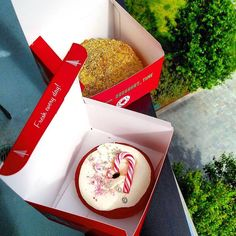 Doughnuts for breakfast?! Christmas calories don't count, remember!? @doughnut_time⠀ #doughnuttime #chapelstreet #dalesdoughnutadventure ( #📷 @deadlifts_and_pizza )⠀ .⠀ .⠀ .⠀ .⠀ .⠀ .⠀ .⠀ .⠀ .⠀ .⠀ #melbourne #melbournefoodie #melbourneblogger #chapelst #street #summer #foodie #melbourneeats #melbournecity ⠀