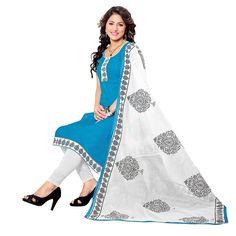 724096957e48 Z Hot Fashion Cotton Printed Salwar Suit Dupatta Material