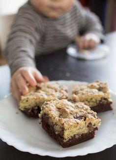 Brookies : l'incroyable gâteau brownies – cookies : une recette que mon fils adore !