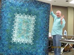 Blooming Nine Patch Quilts | Blooming Nine Patch Quilt | Flickr - Photo Sharing!