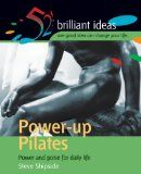 Power-up Pilates (52 Brilliant Ideas) - http://www.kindlebooktohome.com/power-up-pilates-52-brilliant-ideas-2/ Power-up Pilates (52 Brilliant Ideas)   Fitness specialist Steve Shipside shows you how to get the most out of your Pilates, whether you're a lady who lunches or a recuperating rugby player! Steve's Pilates starts with the meeting of belly button and back bone. Here's how to get your daily dose of dorsal alignment. Power-up Pilates shows how you can get the most