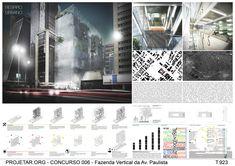 Galeria de Resultados do Concurso #006 Projetar.org - Fazenda Vertical da Av. Paulista - 5