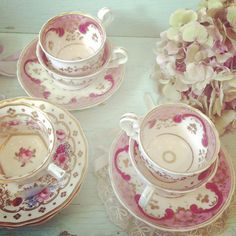 Rachel Ashwell Shabby Chic Couture - Vintage China