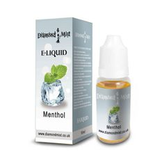 Diamond Mist – E-Líquido Sabor  Menthol