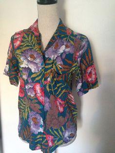 Vintage Californian Crush Hawaiian Shirt