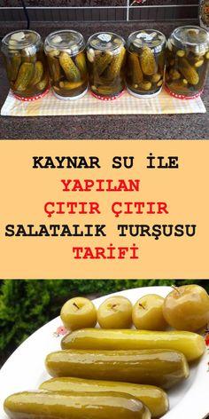 Turkish Recipes, Ethnic Recipes, Hot Dog Buns, Pickles, Feta, Cantaloupe, Sausage, Good Food, Food And Drink