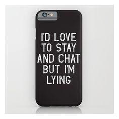 Chat iPhone 6s Case ($35) ❤ liked on Polyvore featuring accessories, tech accessories, phone cases, phones and iphone & ipod cases