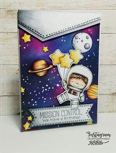 Handgemacht: Kleiner Astronaut
