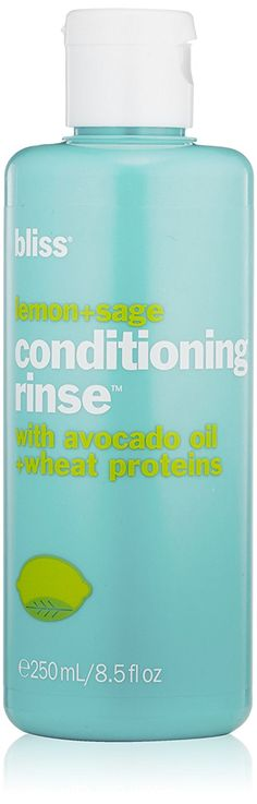 bliss Lemon   Sage Conditioning Rinse, 8.5 fl. oz. >>> This is an Amazon Affiliate link. Read more reviews of the product by visiting the link on the image.