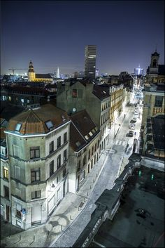 Brussels by night Brussels, Mansions, Night, House Styles, City, Home, Manor Houses, Villas, Ad Home