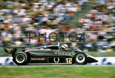 Formula One Championship 1982- GP F1 Hockenheim Nigel Mansell (gbr) Lotus 91 - John Player Team Lotus