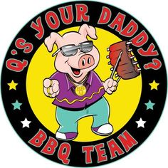 Q's Your Daddy? BBQ Team