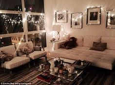 Festive! On Wednesday, Gigi Hadid Instagrammed a video of her, Taylor, and Kendall Jenner decorating a room with strings of lights