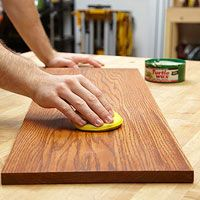 Great woodworking finishes
