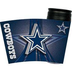 Dallas Cowboys Insulated Travel Mug