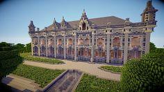 Little Palace Minecraft World Save