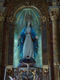 sancta maria mater dei ora pro nobis   Nossa Senhora Imaculada Conceição   Flickr - Photo Sharing!