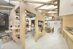 Kki Sweets and The Little Dröm Store by PRODUCE WORKSHOP, Singapore » Retail Design Blog