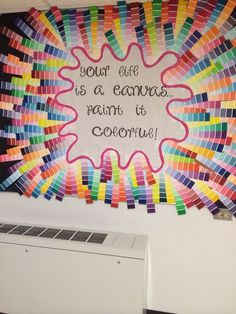 Ideas elementary art room bulletin boards classroom door for 2019 Creative Bulletin Boards, Bulletin Board Display, Classroom Bulletin Boards, Colorful Bulletin Boards, Bulletin Board Ideas For Teachers, Diversity Bulletin Board, Inspirational Bulletin Boards, Kindness Bulletin Board, Counseling Bulletin Boards