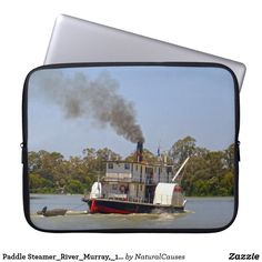 #paddlesteamer  #rivermurray 15 Inch #laptopsleeve